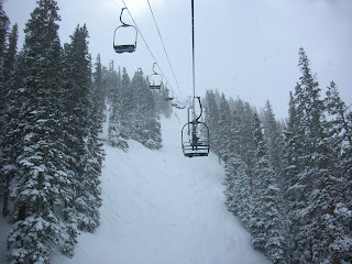 arapahoe basin, skiing, colorado, summit county