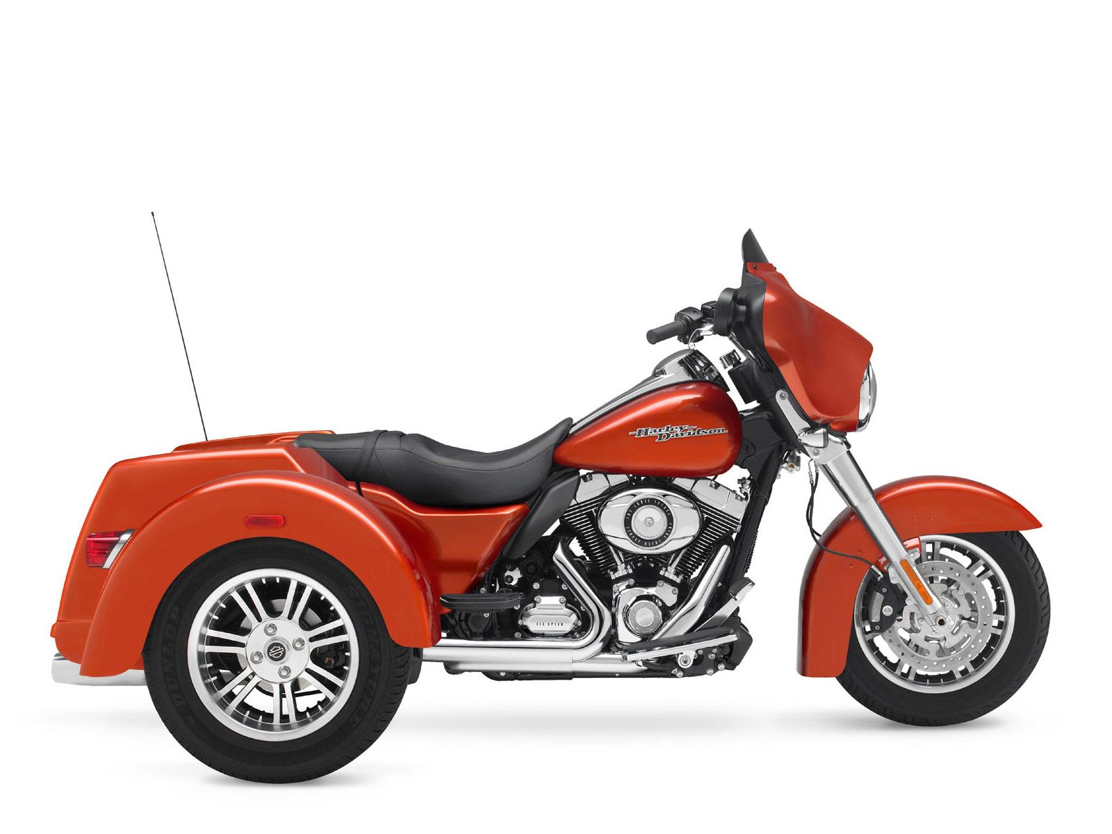 2011 Harley Street Glide Trike