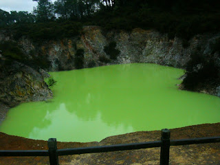 My New Zealand Vacation, Rotorua, Wai-O-Tapu, Photo10600