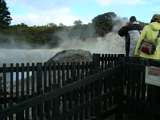 My New Zealand Vacation, Rotorua, Hell's Gate, Photo10714