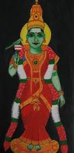 Goddess Meenakshi Amman