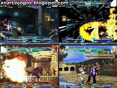 KOF+Shining+2+!!! KOF Shining 2.0.6 (Mugen/Atualizado)   Pc Game Full download