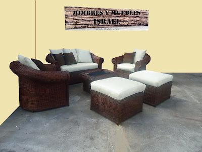 Mimbres y muebles rusticos y finos muebles de mimbre - Butacas de mimbre ...