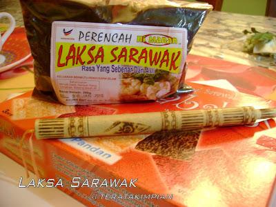 laksa mee. mee laksa sarawak. laksa