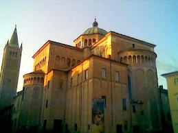Parma, il Duomo.