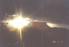 A Luz Divina e o Morro Asthar Sheran