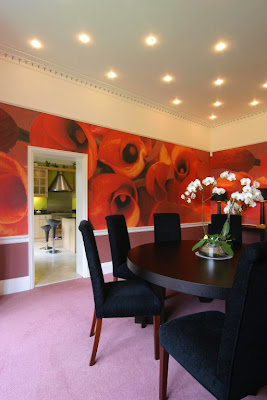 Living Room Interior Design, Modern Living Room Furniture - Dining Table Furniture
