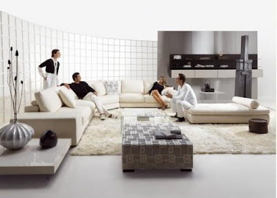 Sofa Sectional Living Room Furniture, Modern Living Room Furniture - Living Room Decorating
