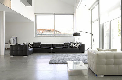 minimalist living room photos
