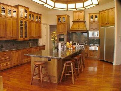 kitchen lighting ideas with ceiling lamp
