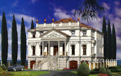 Neo+Classical+Italianate+Custom+Home