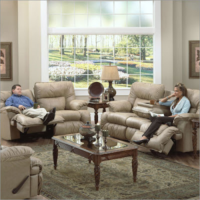 Franklin Washington 3 Piece Reclining Living Room Set