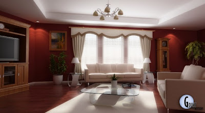 red-and-white-living-room-design