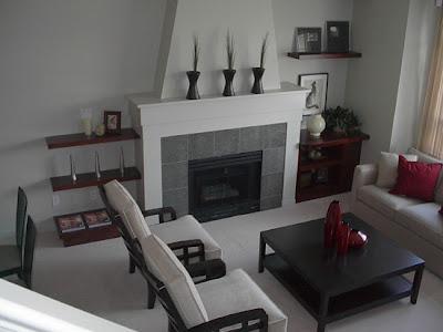 champlain living room