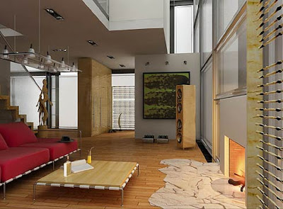 modern living room spaces ideas