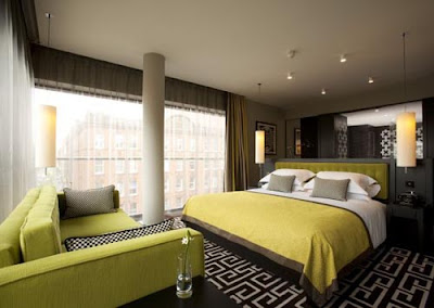 fitzwilliam hotel bedroom design