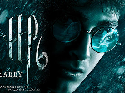 harry potter 6 wallpaper. wallpaper of Harry potter