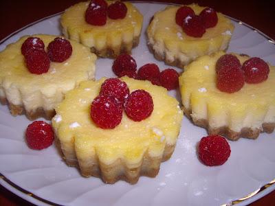 Articole culinare : Mini cheesecake