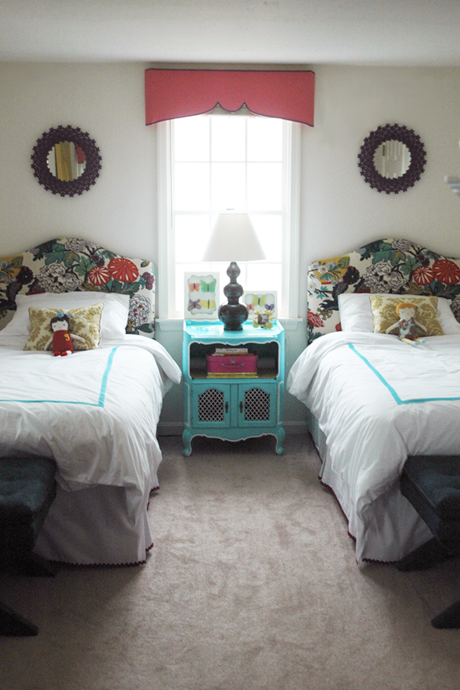 Next Grace At Design Sponge Has A Fantastic DIY Headboard Project