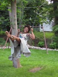 April's Swinging Joy