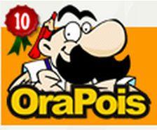 O português das piadas do Orapois