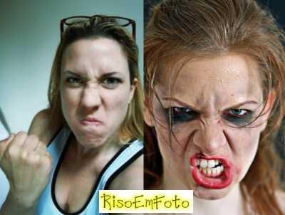 Leitoras do blog expressão manifestação de apoio às piadas de mulher.