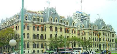 Buenos Aires - influência européia na arquitetura.