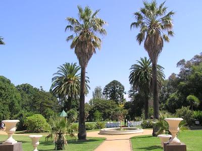 Jardins Kamesburgh, Melbourne