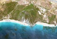 Morro do Pico e Praia da Conceição