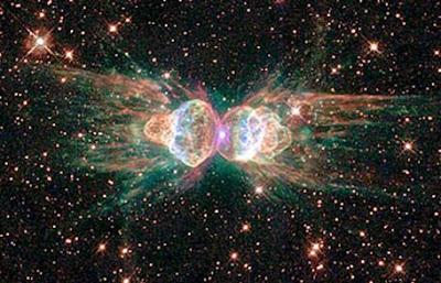 Hubble: A Nebulosa de Formiga
