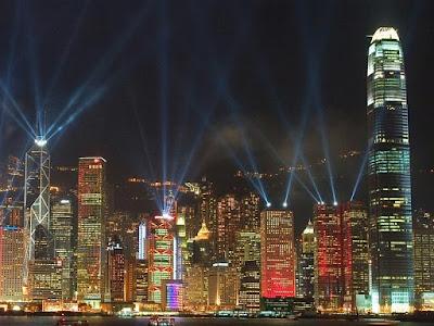 Foto profissional e promocinal para o turismo em Hong Kong