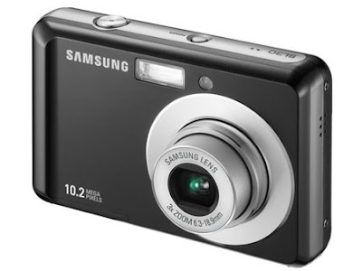 Camera digital Samsung Digimax ES15