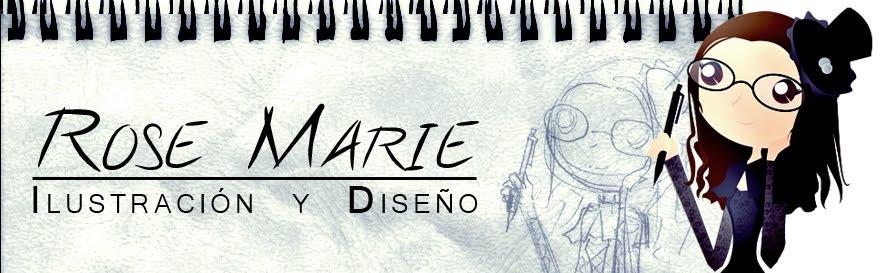 Rose Marie Ilustración y Diseño