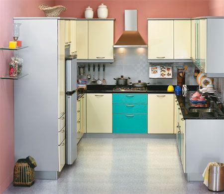 El cuaderno del decorador tipo de cocinas seg n su - Cocinas en forma de u pequenas ...