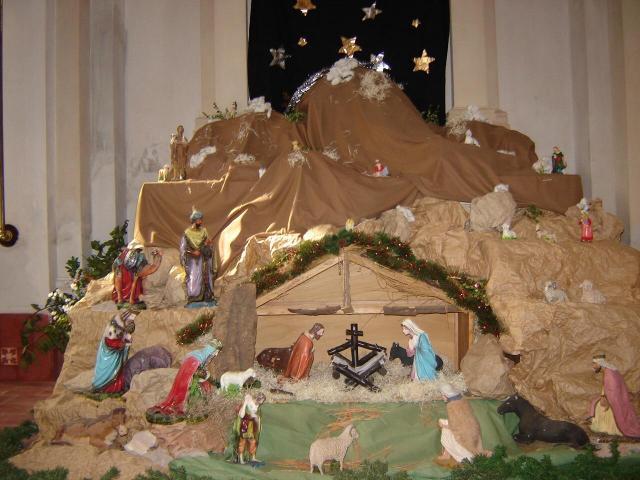 Como hacer un pesebre imagui for Como decorar un belen de navidad
