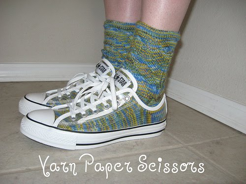 Yarn Paper Scissors