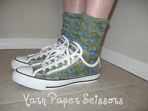 Yarn Paper Scissors