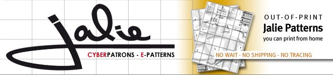 E-Patterns by Jalie (Out of Print / Discontinued Sewing Patterns)