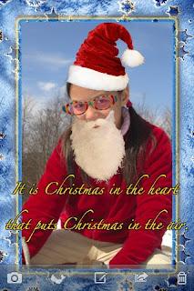 Christmas Social Greetings