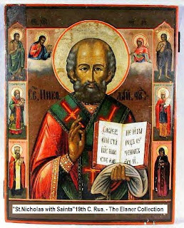 St. Nicholas day cards