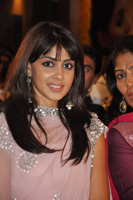 genelia uthamaputhiran audio launch latest photos