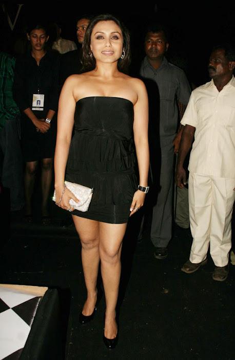 rani mukherjee at hdil actress pics