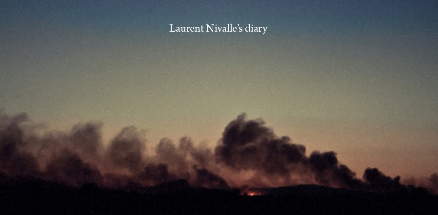 Laurent Nivalle DIARY