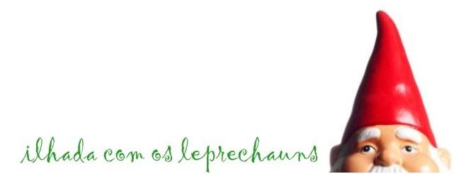 ilhada com os leprechauns