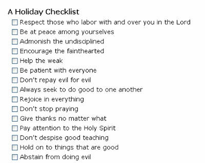 Holiday+Checklist