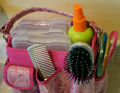How To Organize Your Hair Accessories
