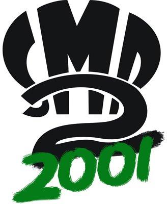 SMP NEGERI 2 BANDUNG 2001
