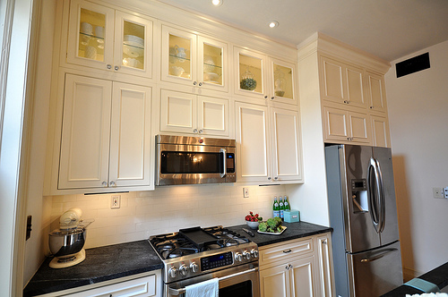 Kitchen Cabinets Brooklyn Kitchen Cabinets With Glass