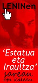 'Estatua eta Iraultza', euskaratua (6€)