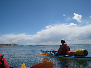 Sea Kayaking in Patagonia. Peninsula Valdes